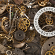 Pile of Cogs — Stock Photo