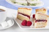 Victoria Songe Cake — Stock Photo