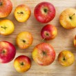 Apples from Above — Stock Photo #38062897