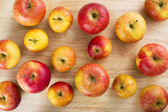 Apples from Above — Stock Photo