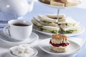 English Tea Time — Stock Photo
