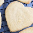Heart Shaped Cookie — Stock Photo #40864473
