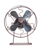 Old cooling fan — Stock Photo