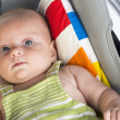 Three month old baby — Stock Photo