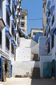 Chaouen street — Stock Photo