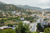 Landscape from Chefchaouen — Stock Photo