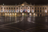 Capitole, Toulouse — Stock Photo