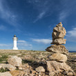 Formentara lighthouse — Foto Stock