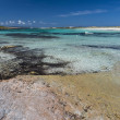 Formentera beach - Stock Photo