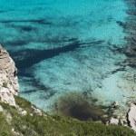 Formentera coast — Stock Photo