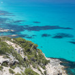 Formentera coast — Stock Photo