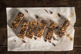 Chocolate muesli — Stock Photo