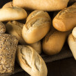 Group of breads — Stock Photo #36441179