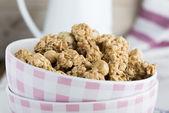 Cereals breakfast — Stock Photo