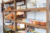 Artisan products in valldemossa — Foto de Stock