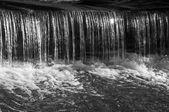 Mall Waterfall — Stock Photo
