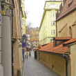 Stock Photo: Street of old Prague