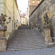 Stock Photo: Architecture of old Prague
