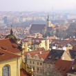 Stock Photo: Type of old Prague