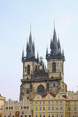 Architecture of old Prague — Stock Photo