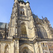 Stock Photo: Cathedral of Saint Vitin Prague