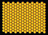 Honeycombs — Stockvector