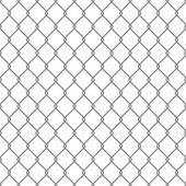 Steel Wire Mesh Seamless Background. Vector — Stock Vector