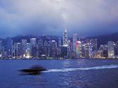 Hong kong city — Foto Stock