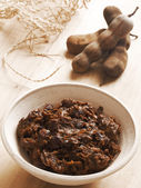 Tamarind paste — Stockfoto