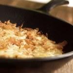 Swiss rosti potatoes — Stock Photo #37692441