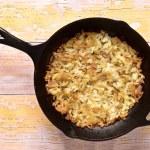 Swiss rosti potatoes — Stock Photo #37692459