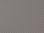 Grey dimpled fabric texture background — Stock Photo