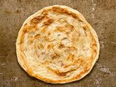 Rustic indian roti prata — Stok fotoğraf