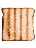 Slice of toast bread — Stock Photo