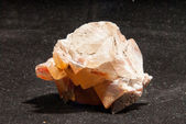 Butterfly calcite — Stock Photo