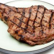 Rib steak - Stock Photo
