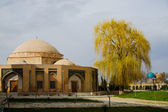 Chor-su Trade Cupola in Samarqand — Stock Photo