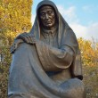 Stock Photo: Mother Monument in Tashkent