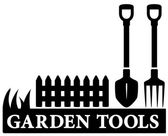 Garden tools icon — Stock Vector