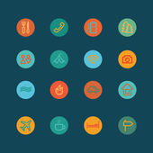 App Icons — Stock Vector