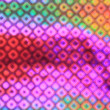Texture color holographic paper — Stock Photo