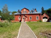 Voskresensky monasterio del monasterio de valaam — Foto de Stock