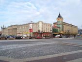 Kaliningrad. Pobedy Square — Stock Photo