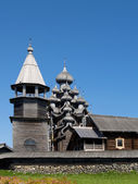 Karelia, Kizhi. Church of Lord's Transformation — Stock Photo