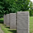 Kaliningrad. International memorial cemetery of victims of World — Stock Photo #29469609