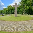 Kaliningrad. International memorial cemetery of victims of World — Stock Photo #29471097