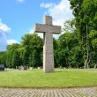 Kaliningrad. International memorial cemetery of victims of World — Stock Photo #29471185