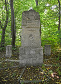 """Kaliningrad. Monument to """"The soldiers who have perished in Worl — Stock Photo"""