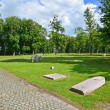 Kaliningrad. International memorial cemetery of victims of World — Stock Photo #35170039