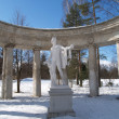 Pavlovsk. Colonnade Apollo — Stock Photo #35827203